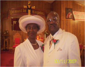pastor and lady